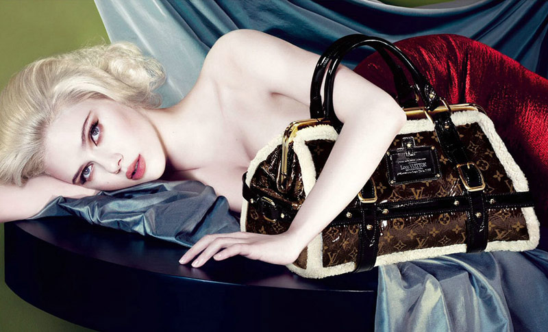 louis vuitton scarlett johansson fall 2007 8 Throwback Thursday | Scarlett Johansson for Louis Vuittons Fall 2007 Campaign