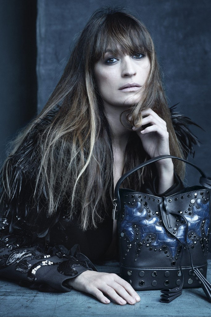 Catherine Deneuve, Sofia Coppola + Caroline de Maigret Star in Louis Vuitton's Spring 2014 Campaign
