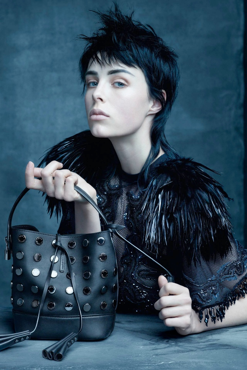 louis vuitton spring ads5 See Gisele Bundchen, Edie Campbell + More for Louis Vuittons Spring 2014 Ads