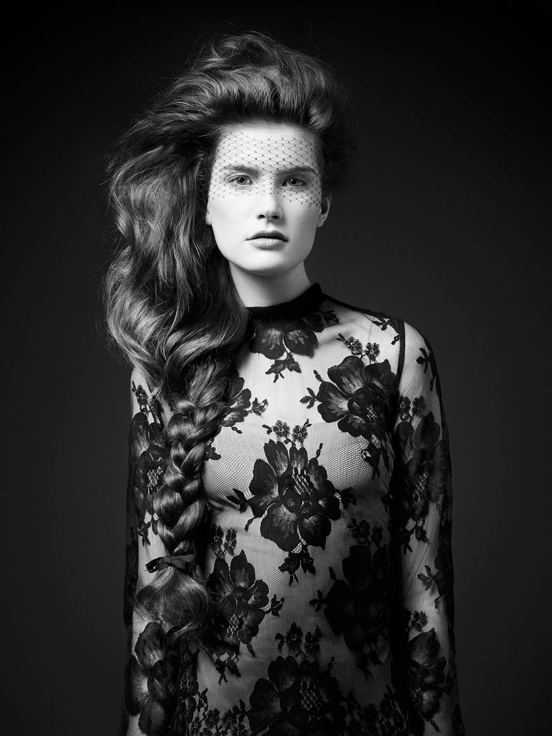 luigi murenu hair5 Luigi Murenu Creates Stunning Hair for Vogue Brazil by Manuel Nogueira