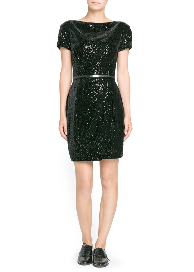 mango sequin dress Mango Sale: Get Fall/Winter Items at 50% Off