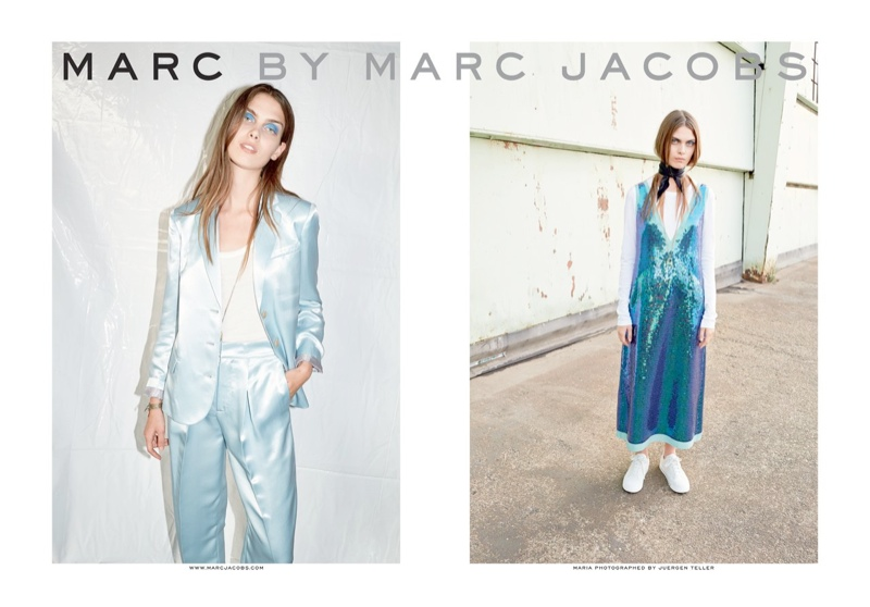 See Marc by Marc Jacobs' Spring 2014 Ads by Juergen Teller