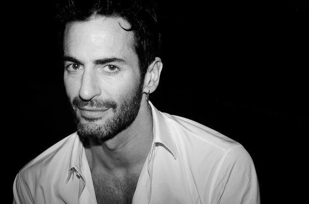 marc jacobs black white Marc Jacobs Talks Nicolas Ghesquière, Healthy Fears Over Leaving Louis Vuitton