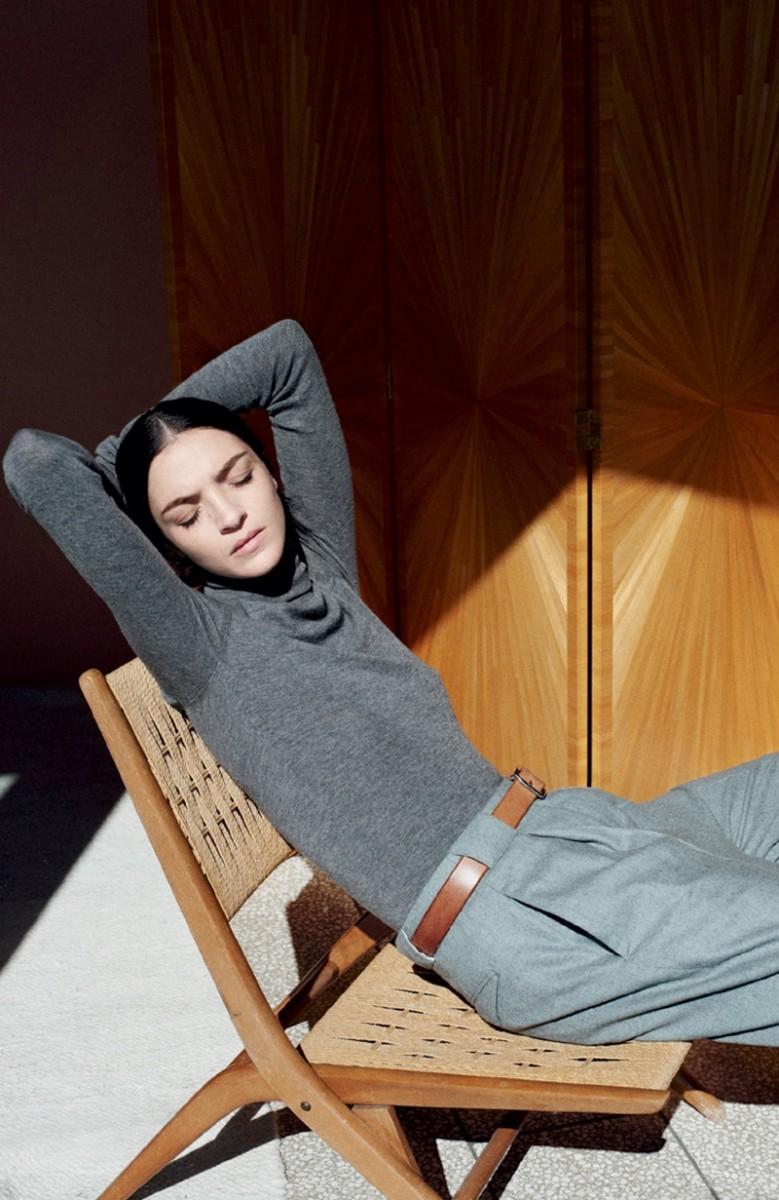 Hermes Fall/Winter 2013 catalog. Photo: Zoe Ghertner