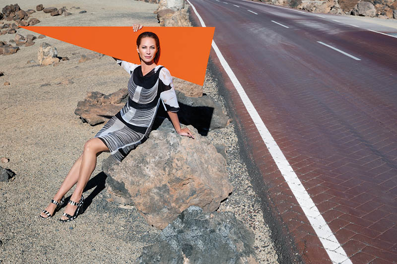 missoni spring summer 2014 camapign5 Christy Turlington Stars in Missoni Spring/Summer 2014 Campaign