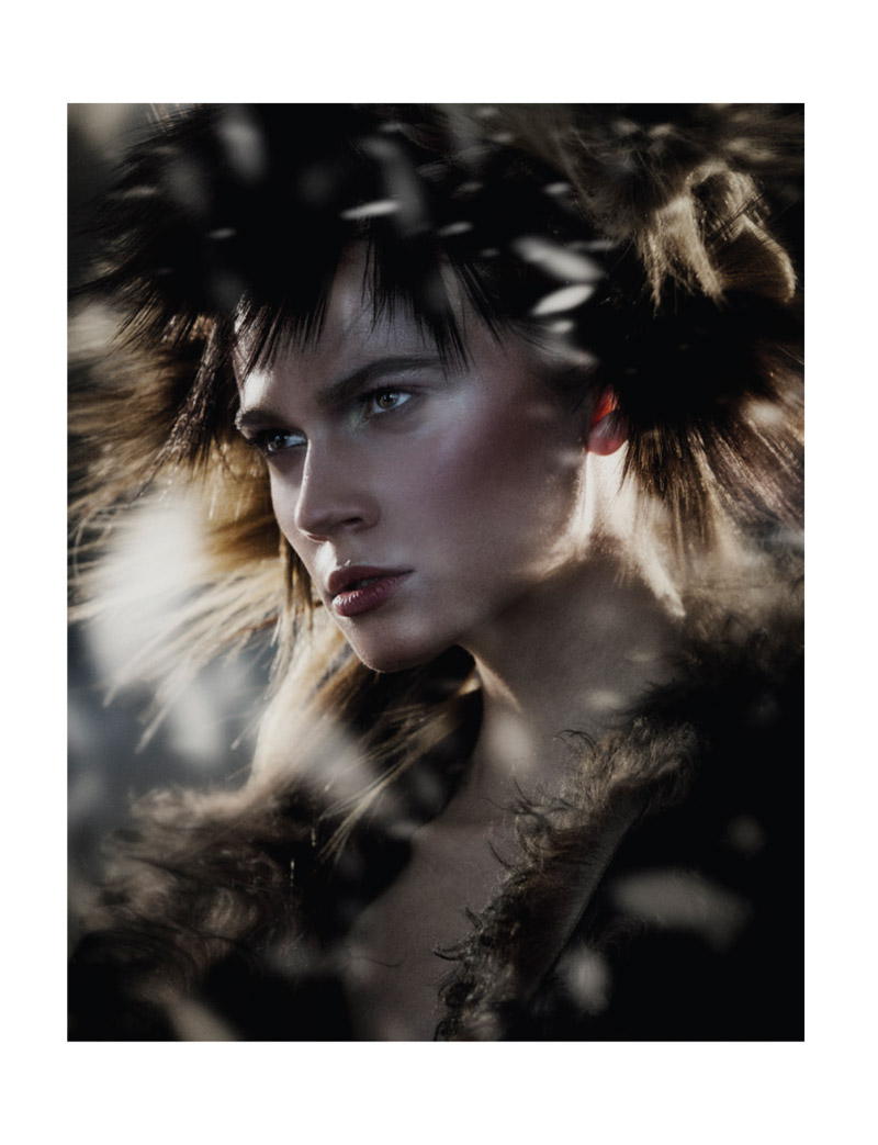 nomad fur shoot10 Rachel Finninger is Nomadic Chic for Schon Magazine