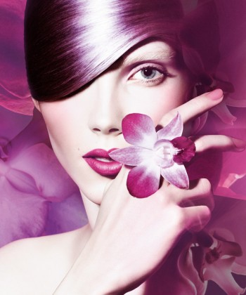 Sephora + Pantone Universe Radiant Orchid Collection Launches in 2014