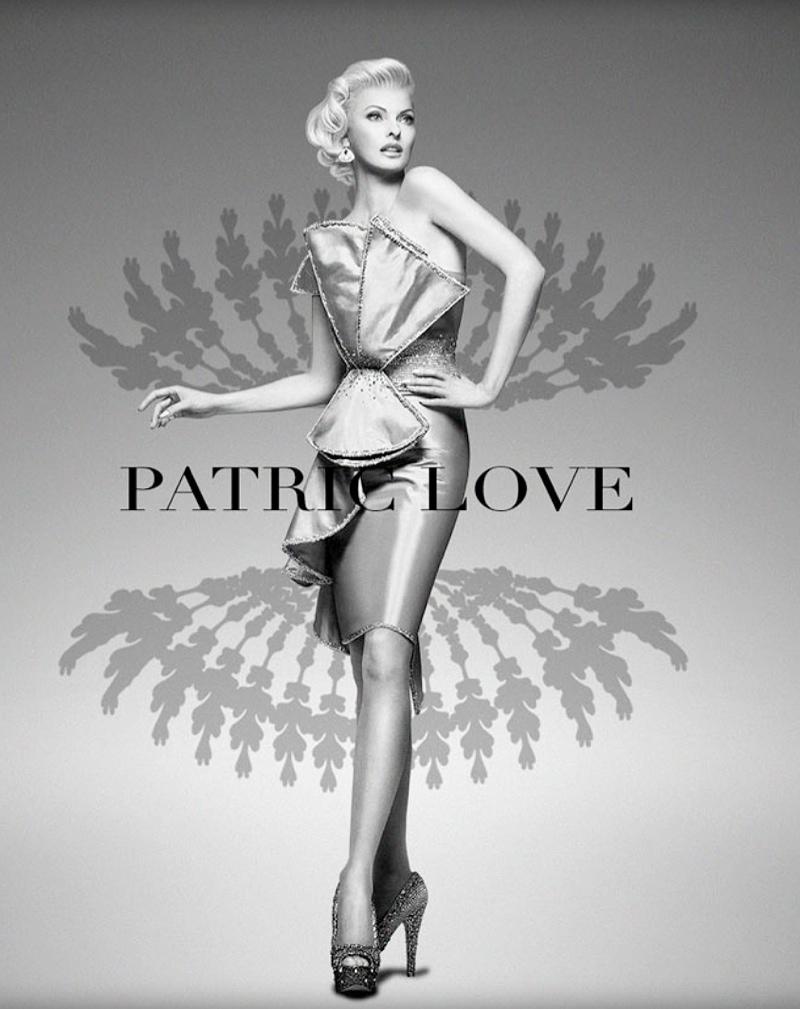 patric love linda spring campaign3 Linda Evangelista Stars in Patric Loves Spring 2014 Campaign