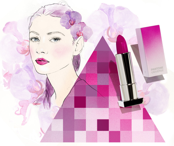 radiant orchid beauty Radiant Orchid | Pantone 2014 Color of the Year