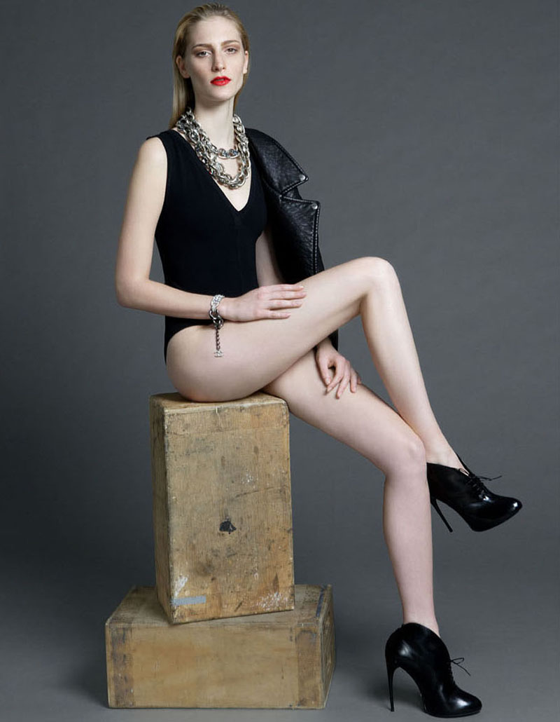 Ros Georgiou by Christos Karantzolas for Fashion Gone Rogue