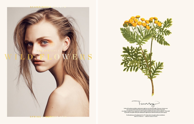 scandinavia ssaw cover7 Nadja Bender, Juliane Gruner, Hedvig Palm + More Cover Scandinavia S/S/A/W