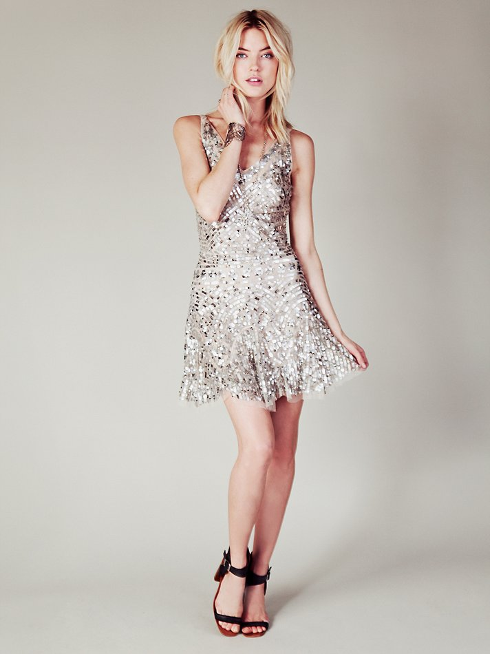 shimmy party dress 6 Party Dresses for Holiday Events