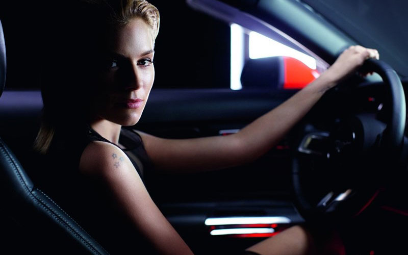 sienna miller ford mustang1 Sienna Miller Fronts Ford Mustang Campaign by Rankin