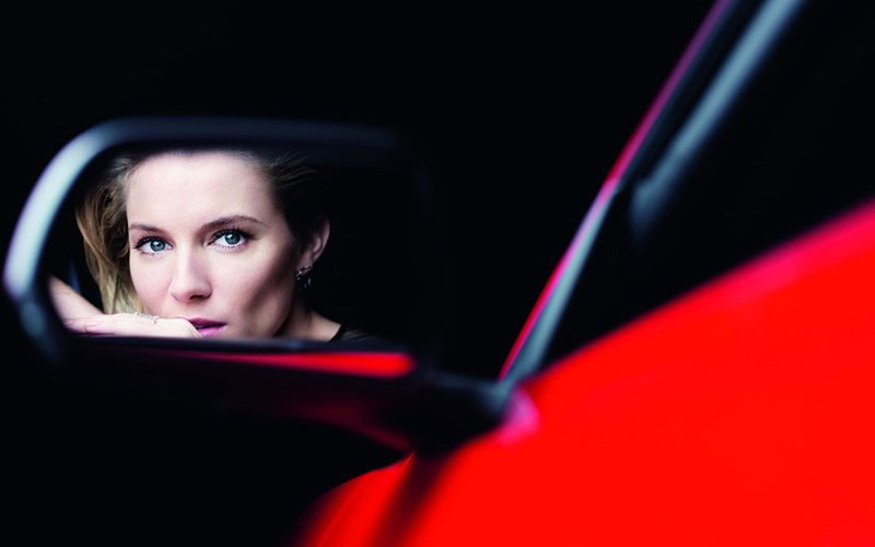 sienna miller ford mustang3 Sienna Miller Fronts Ford Mustang Campaign by Rankin