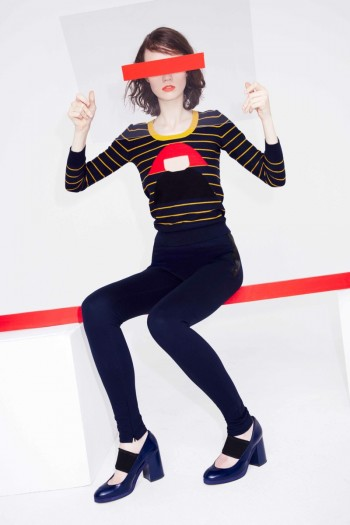 Sonia by Sonia Rykiel Pre-Fall 2014 Collection