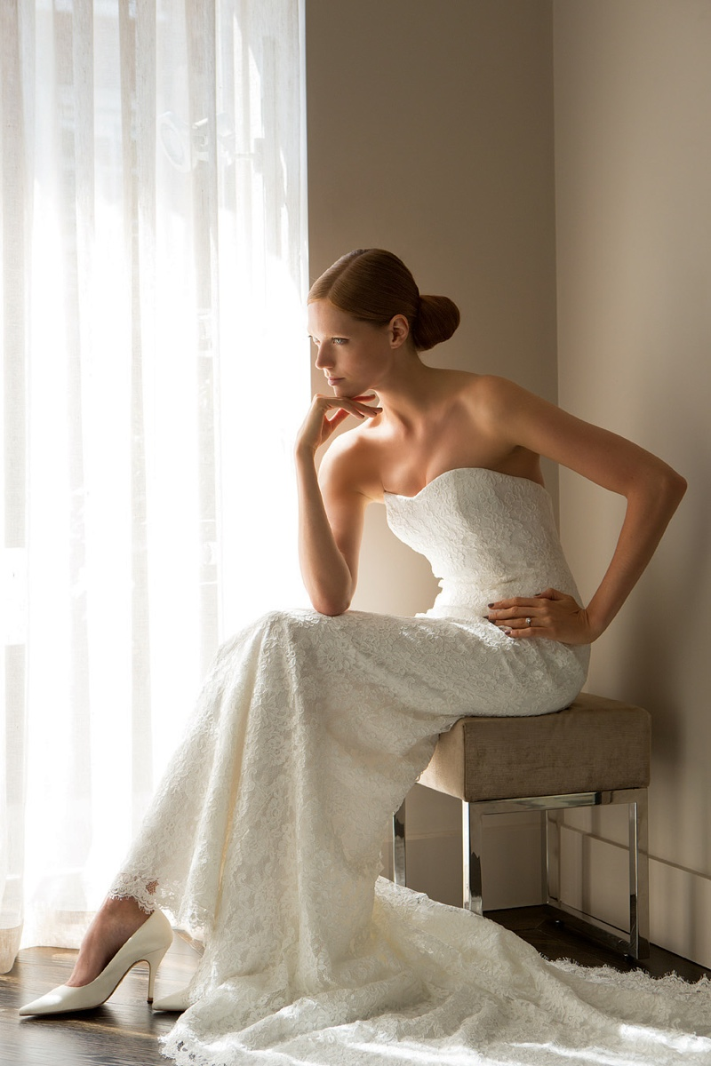 stewart parvin bridal1 See Stewart Parvins Dreamy Bridal Collection