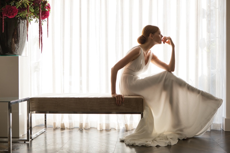 stewart parvin bridal2 See Stewart Parvins Dreamy Bridal Collection