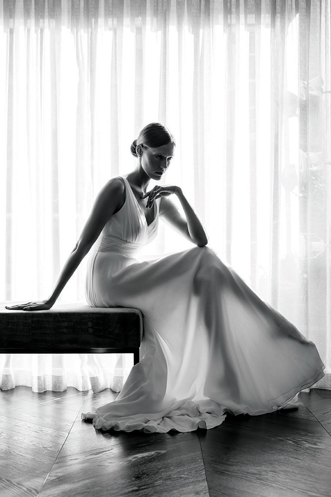 stewart parvin bridal3 See Stewart Parvins Dreamy Bridal Collection