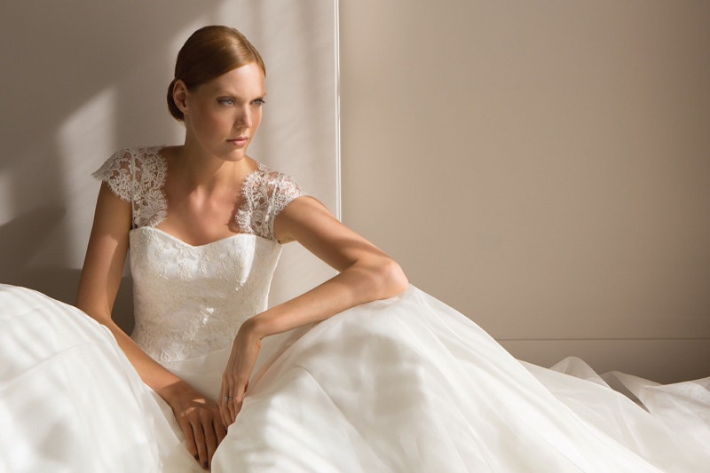 stewart parvin bridal4 See Stewart Parvins Dreamy Bridal Collection