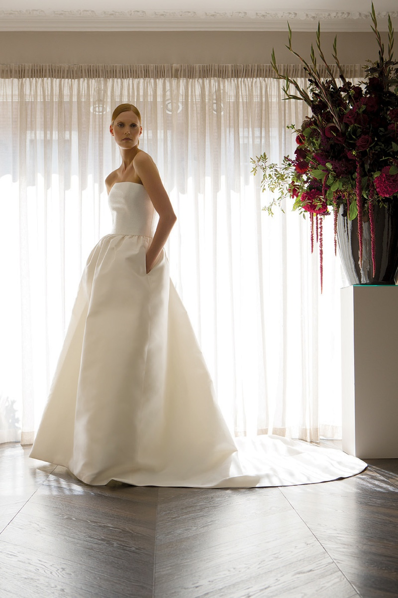 stewart parvin bridal5 See Stewart Parvins Dreamy Bridal Collection