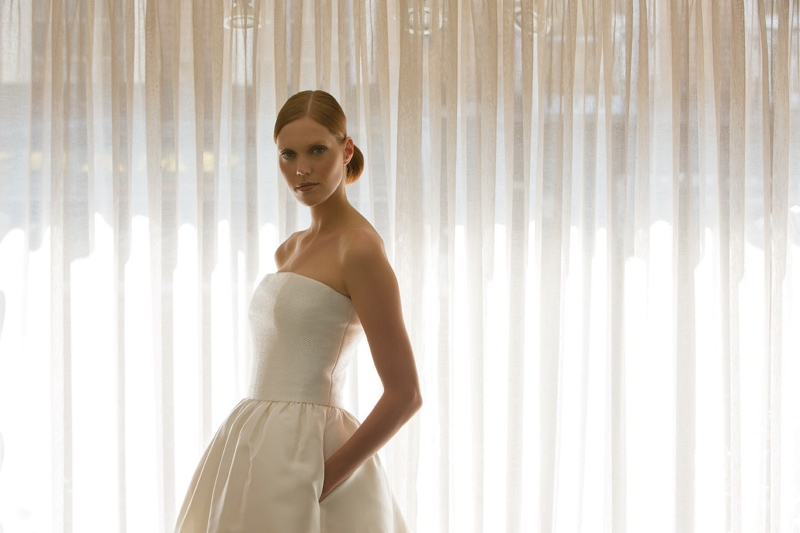 stewart parvin bridal6 See Stewart Parvins Dreamy Bridal Collection