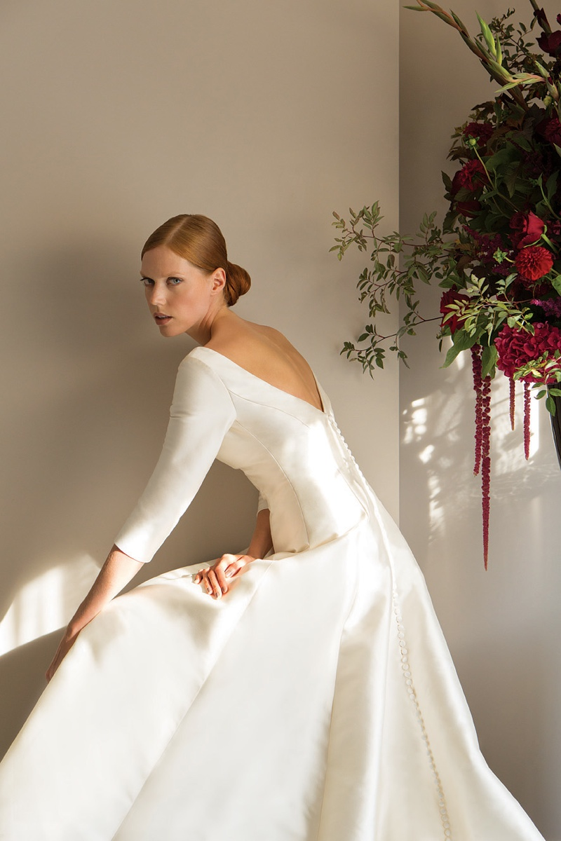 stewart parvin bridal7 See Stewart Parvins Dreamy Bridal Collection