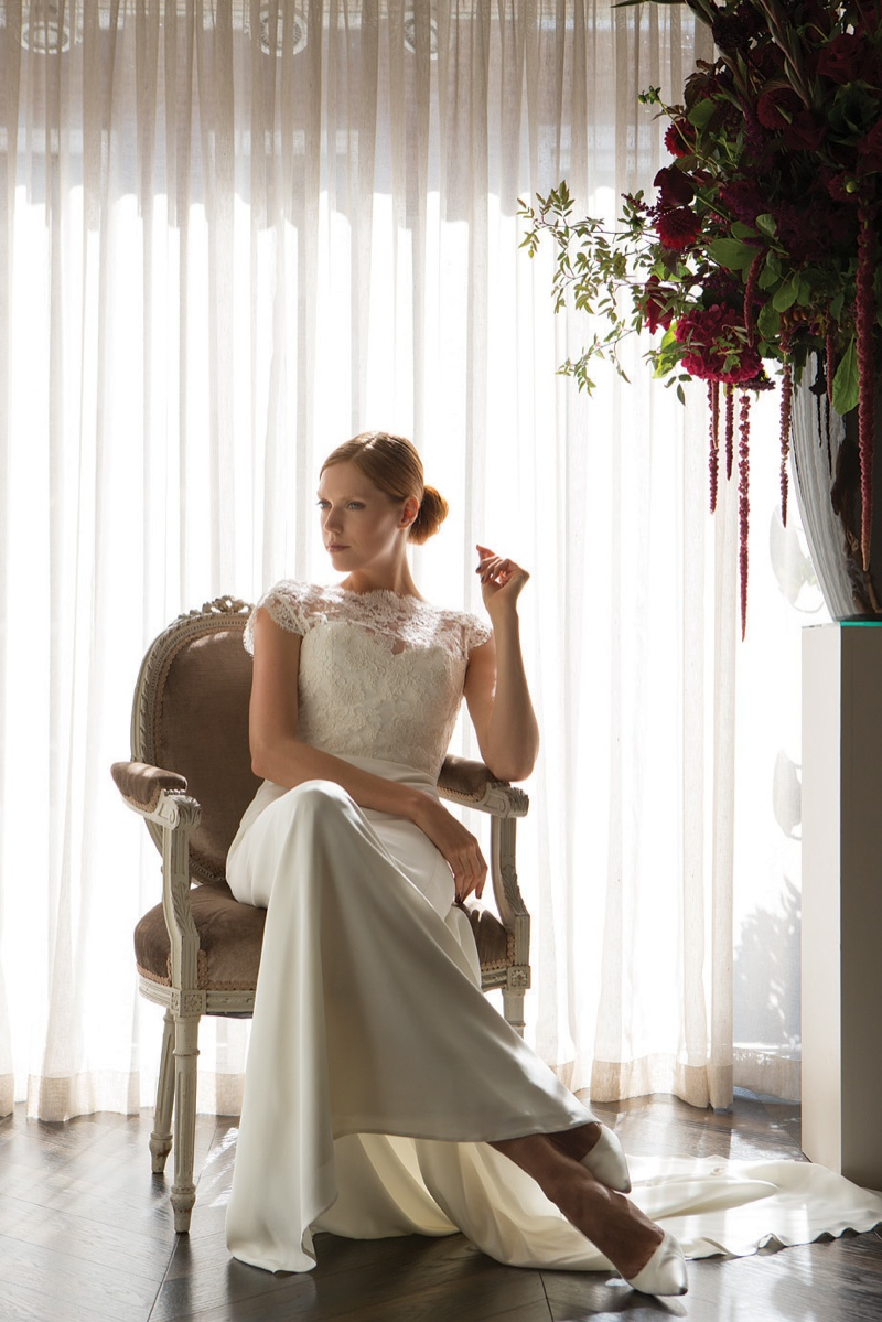 stewart parvin bridal8 See Stewart Parvins Dreamy Bridal Collection