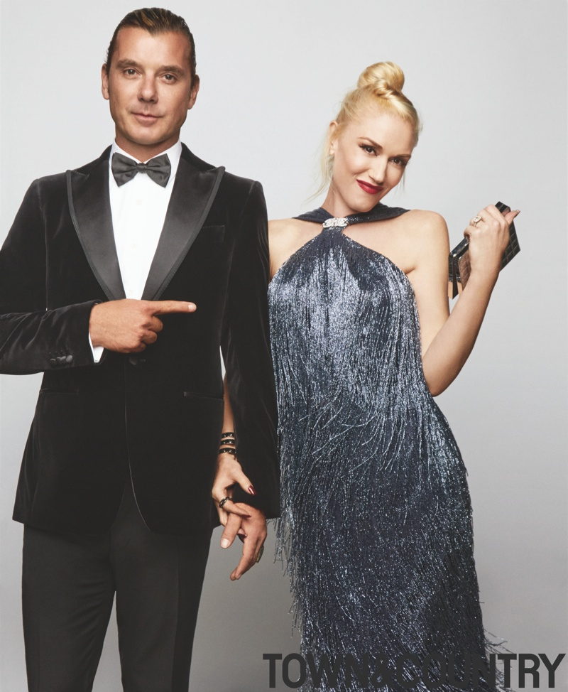 town country celebrities4 Gwen Stefani, Amy Adams, Dita von Teese + More Stars for Town & Country