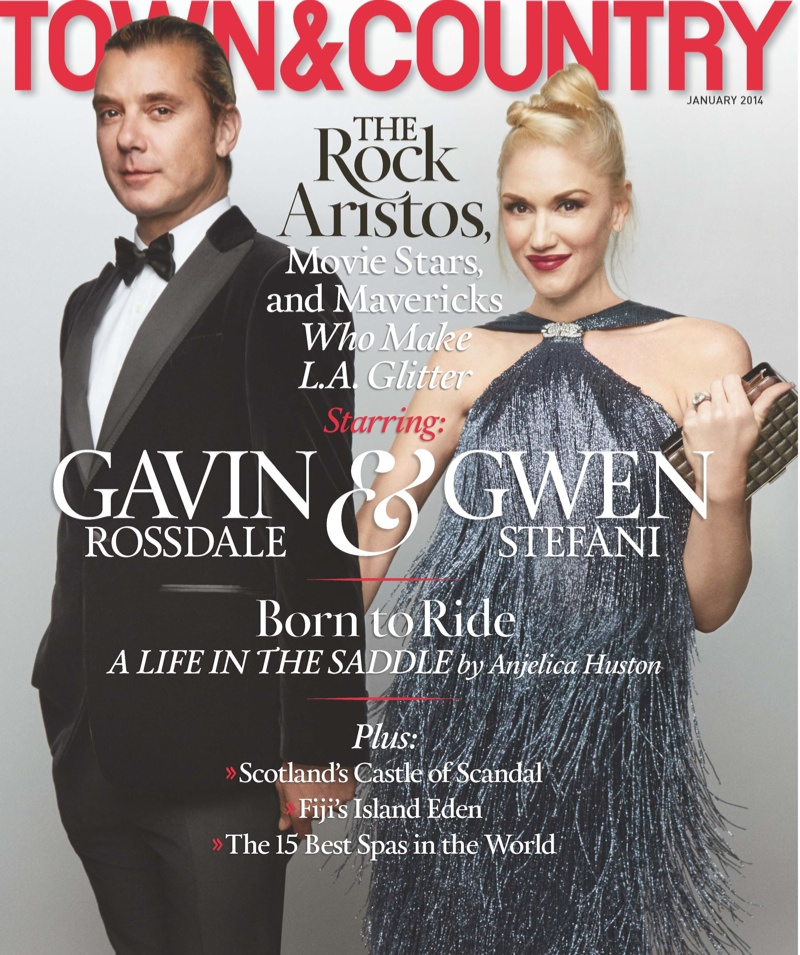 Gwen Stefani, Amy Adams, Dita von Teese + More Stars for Town & Country