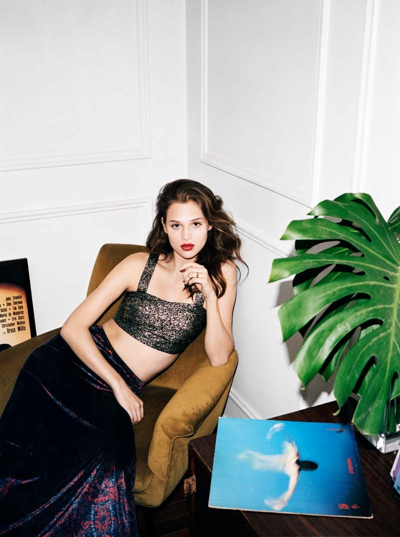 urban outfitters holiday2 Anais Pouliot + Camilla Christensen Front Urban Outfitters Holiday 2013