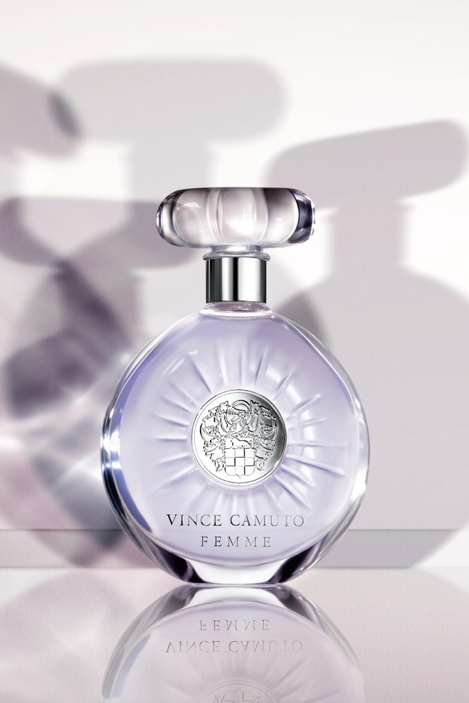 vince camuto femme Vince Camuto Releases New Fragrance, Femme