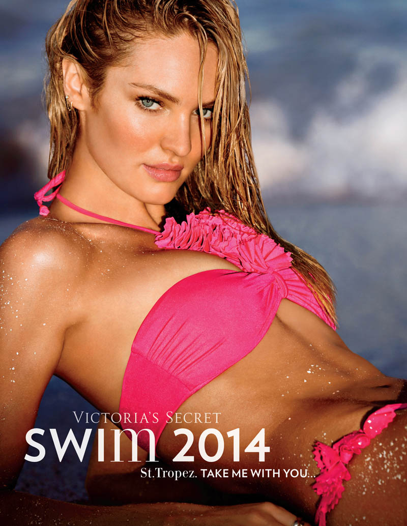2014 victorias secret catalog1 2014 Victorias Secret Swim Catalog with Candice, Alessandra, Behati + More!