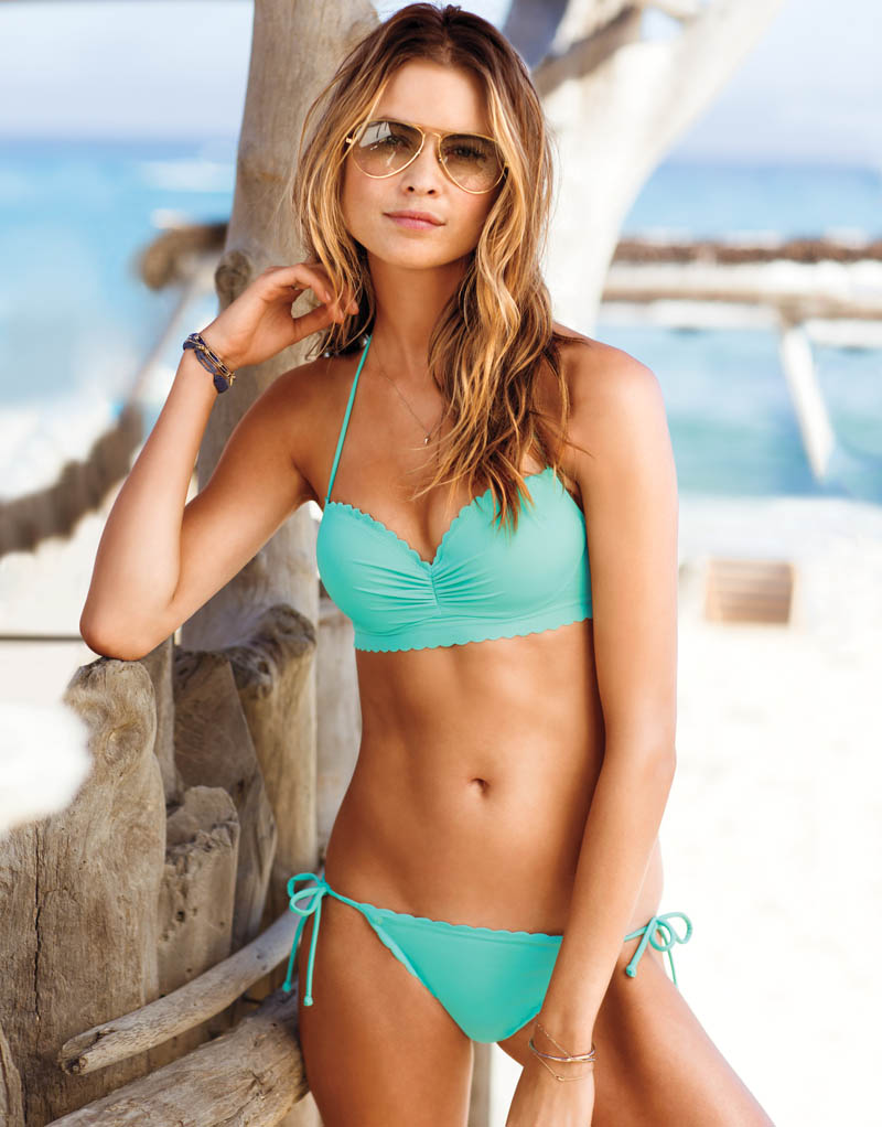2014 victorias secret catalog10 2014 Victorias Secret Swim Catalog with Candice, Alessandra, Behati + More!