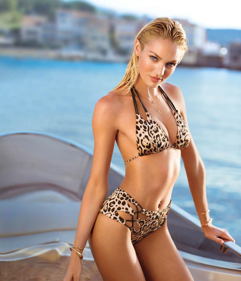 2014 Victoria's Secret Swim Catalog with Candice, Alessandra, Behati + More!