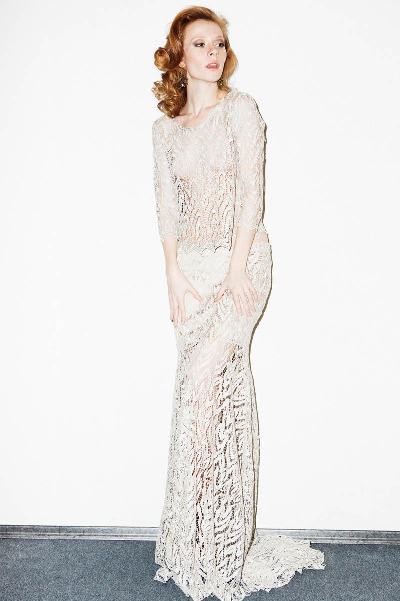 "Kira Pievskaya by George Pavlenko in ""Look at Me"" for Fashion Gone Rogue"