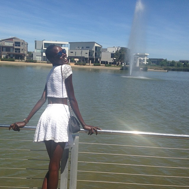 ajak deng new year Instagram Photos of the Week | Hilary Rhoda, Sara Sampaio + More Model Pics