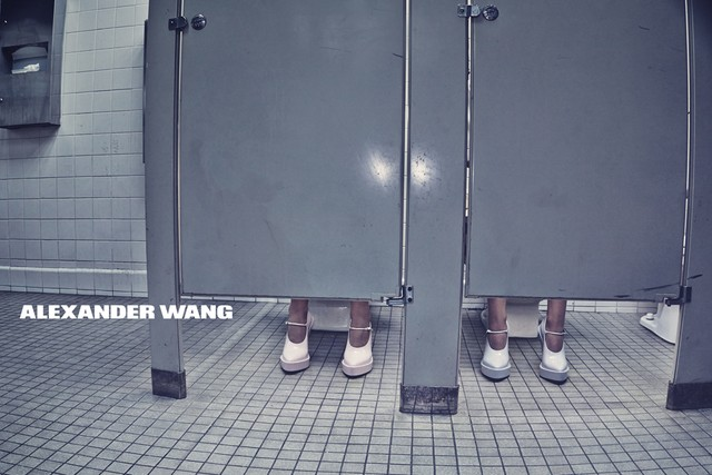 alexander wang spring 2014 campaign2 First Look | Alexander Wang Spring/Summer 2014 Campaign with Anna Ewers