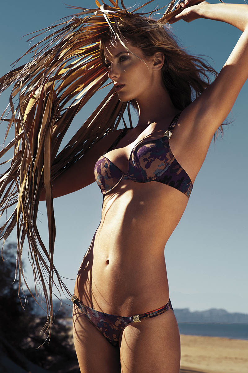 andres sarda swimwear spring 2014 5 Cruel Summer: 14 Swimsuit Fashion Shoots
