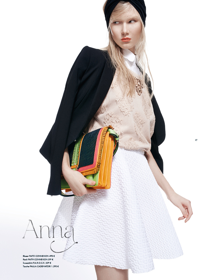 anton alexx2 Kirsi, Vika + Anna Model Spring Looks for Alexx and Anton in Apropos Journal
