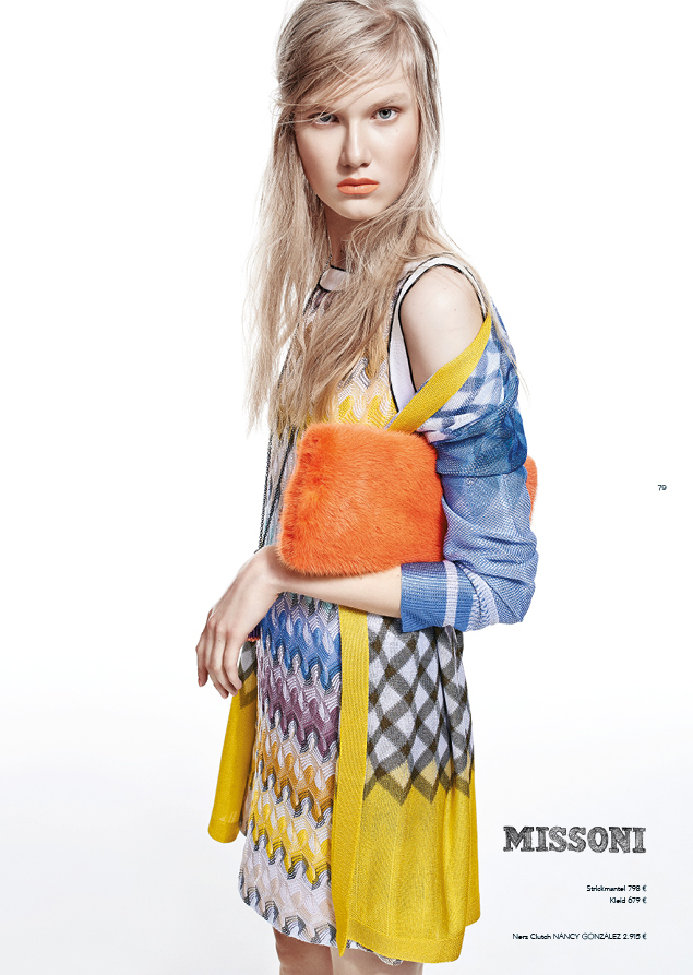 anton alexx7 Kirsi, Vika + Anna Model Spring Looks for Alexx and Anton in Apropos Journal