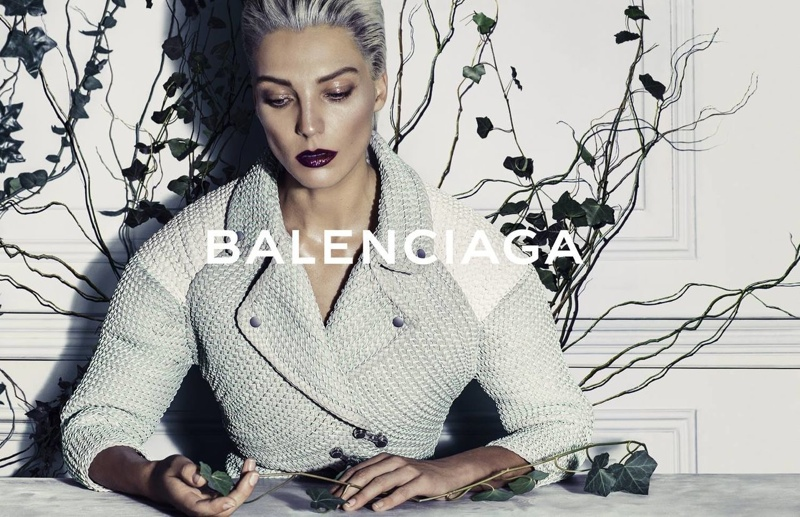 balenciaga daria werbowy photos4 More Photos of Daria Werbowy in Balenciagas Spring Ads