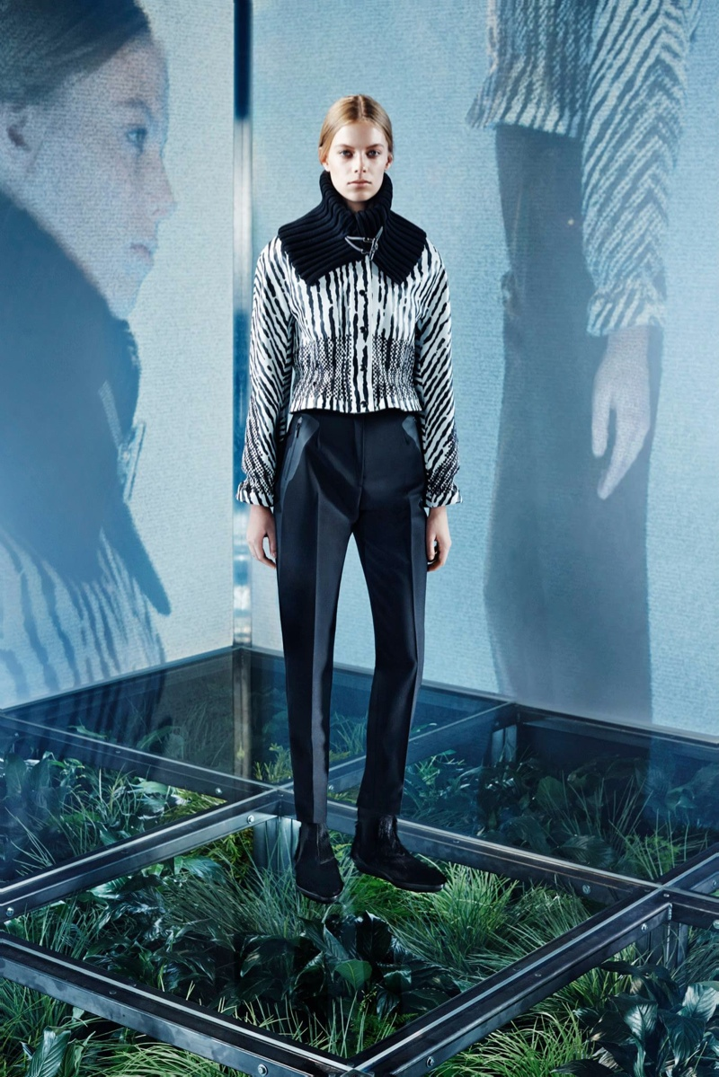 balenciaga prefall 2014 1 Balenciaga Pre Fall 2014 Collection