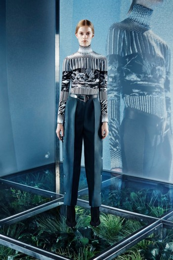 Balenciaga Pre-Fall 2014 Collection