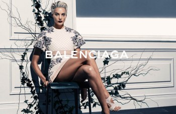 Preview | Balenciaga Spring/Summer 2014 Campaign with Daria Werbowy