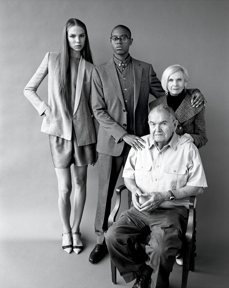 barneys transgender models2 Barneys Features Transgender Models for Spring 2014 Campaign