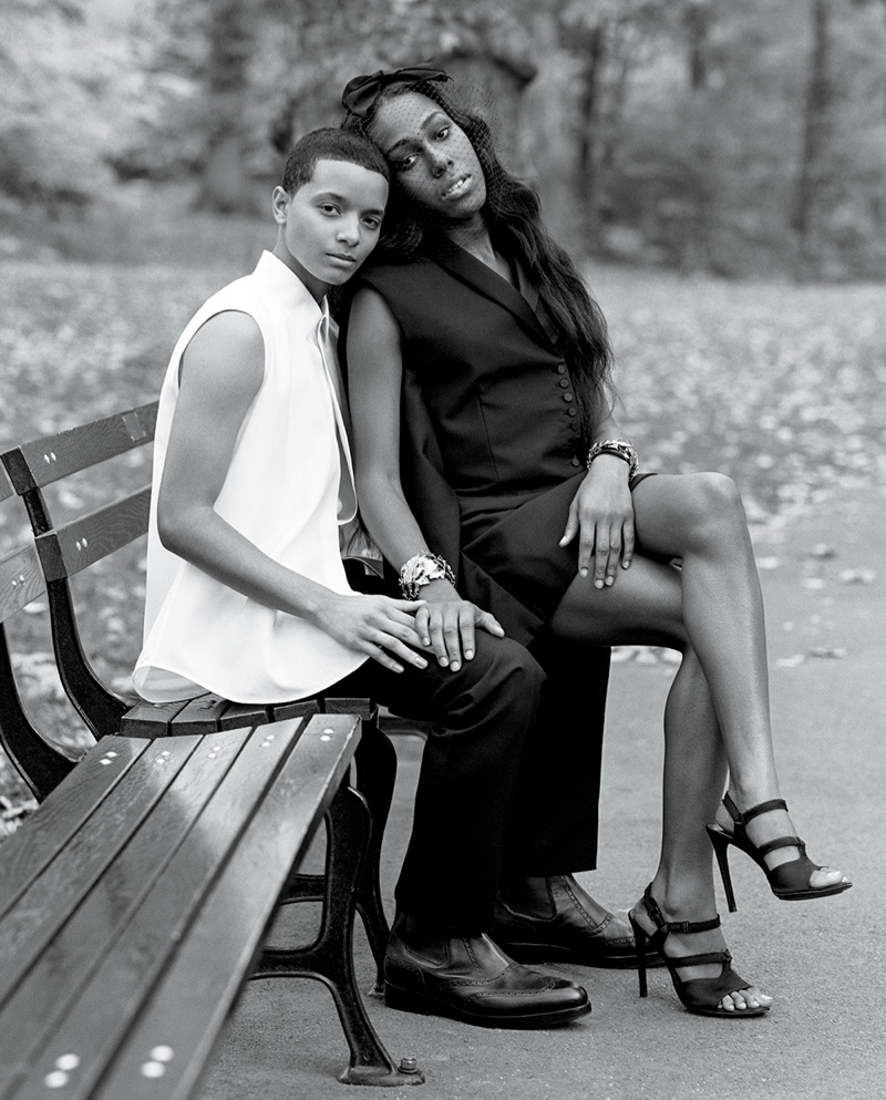 barneys transgender models3 Barneys Features Transgender Models for Spring 2014 Campaign