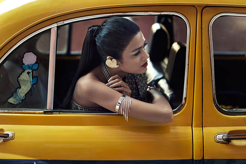bazaar india 15 Colston Julian Captures Pallavi Singh for Harpers Bazaar India