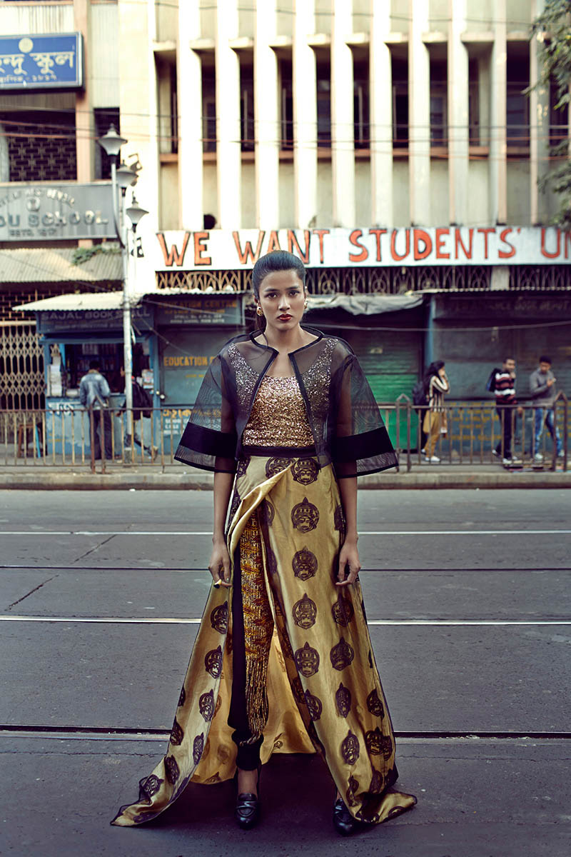 bazaar india 18 Colston Julian Captures Pallavi Singh for Harpers Bazaar India