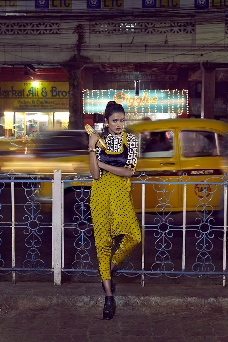 bazaar india 5 Colston Julian Captures Pallavi Singh for Harpers Bazaar India