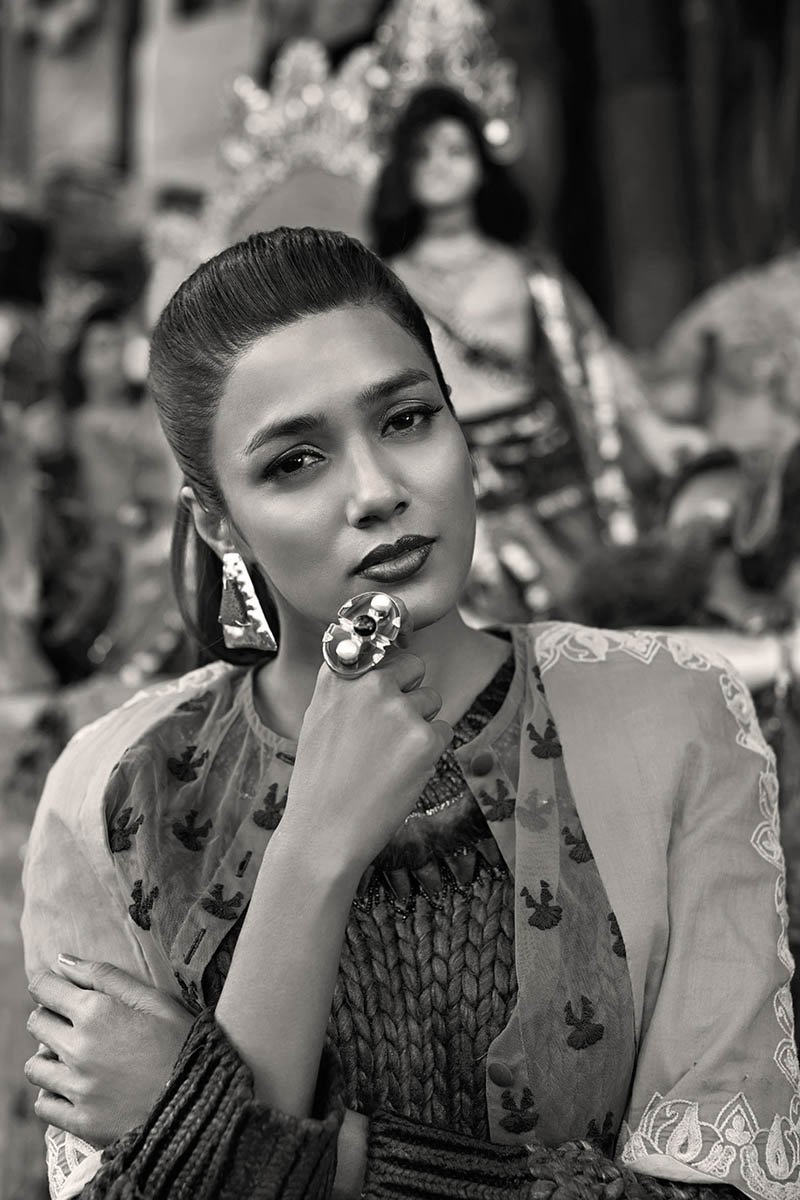 bazaar india 8 Colston Julian Captures Pallavi Singh for Harpers Bazaar India
